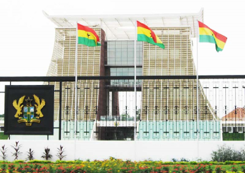 Outgoing Government Officials who overstay bungalows risk eviction as Ghana's Parliament passes the Presidential Transition Bill