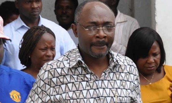 Woyome seeks refuge in Arusha Court